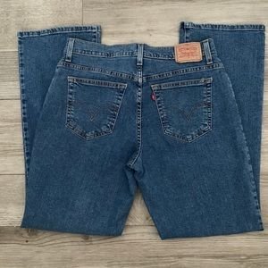 Vintage Levi's Classic Relaxed Boot Cut Mom Jeans